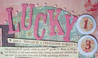 Lucky 13 CLOSE #1